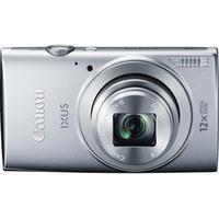 Canon IXUS 170 Compact Camera - Silver, Silver