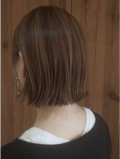Hair Color Balayage, Hair Highlights, Cut My Hair, Hair Cuts, Medium Hair Styles, Short Hair Styles, Short Grunge Hair, Hair Arrange, Hair Setting