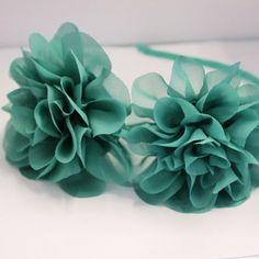 Girls Fairy Flower Headband