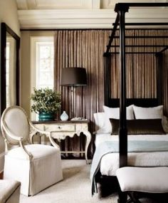 A Susan Ferrier Master Bedroom and greige's 1 year of blogging... – Greige Design