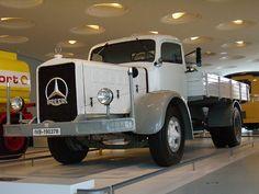 1938 Mercedes-Benz L 6500 Pritschenwagen