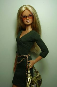 Agents - barbie collector and creation: Cut - Cuts - Pattern