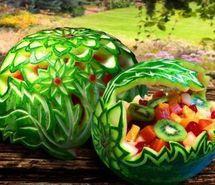 cute, food, fruit, watermelon - image #334993 on Favim.com