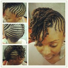 A nice natural style
