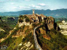 Civita di Bagnoregio – Ancient Endangered Hill Town in Italy