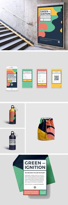 Campaign Event Poster Digital Print Branding by Jaclyn Vinciguerra Shillington Graduate. View more student work > www. Layout Design, Web Design, Logo Design, Design Trends, Design Ideas, Corporate Design, Brand Identity Design, Brand Design, Event Branding