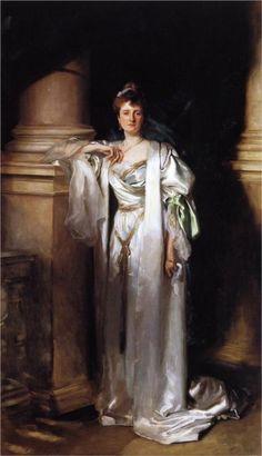 Lady Margaret Spicer, 1906 John Singer Sargent