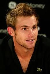 Andy Roddick ~ Wishing him well on his final US Open.  I sure will miss watching him play :(