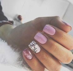 101 cute nail art designs for short nails 2019 page 84 Cute Nail Art Designs, Cute Summer Nail Designs, Cute Summer Nails, Fingernail Designs, Simple Nail Designs, Acrylic Nail Designs, Spring Nails, Summer Toenails, Autumn Nails