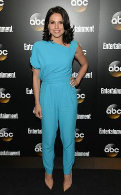 Lana Parrilla. Character of Regina Mills on Once Upon a Time. Beautiful lady, outstanding actor, so funny!