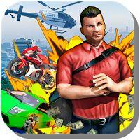 Real Gangster 5 1.0.0.8 FULL APK  MOD Games Racing