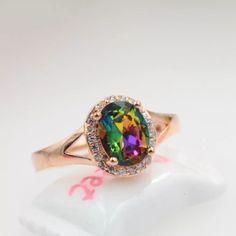 Druzy Ring, Gemstone Rings, Mosaic, Plating, Charmed, Personality, Gifts, Jewellery, Things To Sell