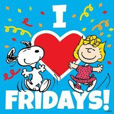 Friday <3 Snoopy