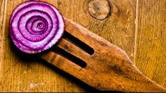 Ivón Aguilar, desde México, nos manda esta bonita imagen de una cebolla, sin duda proyectando su aroma en toda la cocina.