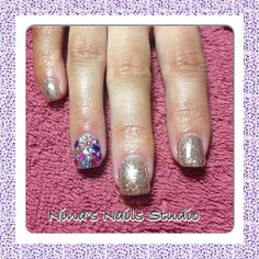 :) and let it be jewels haha Gel Nails, Jewels, Beauty, Nail Gel, Gel Nail, Jewelery, Gem, Cosmetology, Jewlery