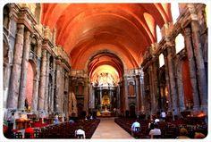 Church of São Domingos in Lisbon, Portugal