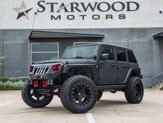 Black Starwood Custom. #starwoodmotors