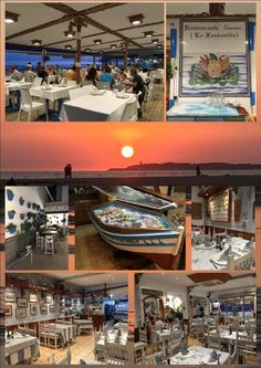 Francisco La Fontanilla - Conil / Cadiz It is a restaurant where you can eat very well.