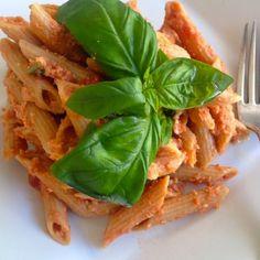 Pasta with Pesto di Trapani