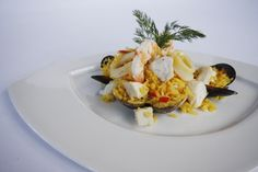 Get ready to taste the sea. #Paella #gastronomy #proturhotels #mallorca