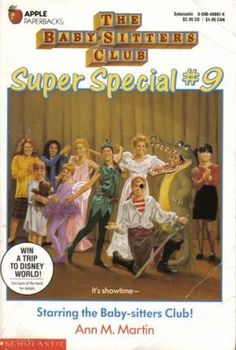 Starring the Baby-sitters Club!