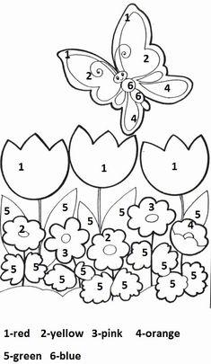 Spring Worksheets for Kids. 20 Spring Worksheets for Kids. Free Printable Spring Worksheet for Kindergarten 1 Kindergarten Coloring Pages, Kindergarten Worksheets, Worksheets For Kids, Printable Worksheets, Coloring Worksheets, Number Worksheets, Place Value Worksheets, Tracing Worksheets, Kindergarten Reading