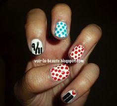 memorial day acrylic nails