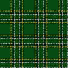 Tartan image: Irish National. Click on this image to see a more detailed version.