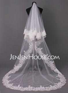 Velos de novia - $46.99 - Velos de novia (006005417) http://jenjenhouse.com/es/Velos-De-Novia-006005417-g5417