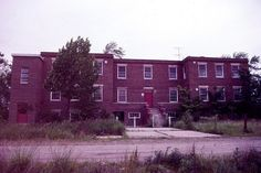 building 13 lapeer state home