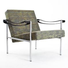 Martin Visser and Sick van der Net; #SZ38 / SZ08 Lounge Chair for 't Spectrum, 1960s.