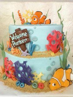 Nemo Cake!! just for my little Julian