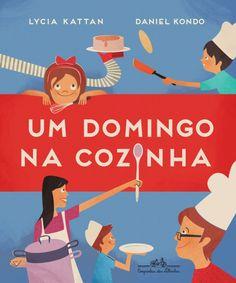 """Cozinhar é uma das maneiras mais especiais de unir crianças e adultos, além de um estimulo único à leitura. Nesta história, o robô S.A.N.D.R.O. faz sua estreia na cozinha dos pais de Tom, Lola e Leo, mas tudo acaba dando errado. Assim, a família se une para colocar a mão na massa, e tudo acaba ficando muito mais prazeroso! """"Um Domingo na Cozinha"""" inclui ainda 5 receitas para os pequenos fazerem com seus responsáveis! ;-)"""