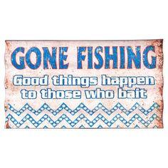 Gone Fishing Wall Decor at Joss & Main