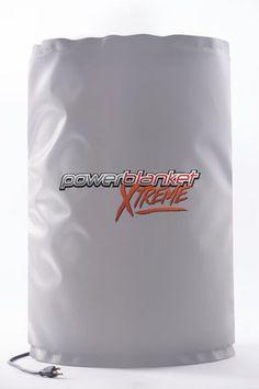 bh15 rrg 15 gallon drum heater 100f xtreme gray