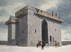 Hermitage Castle--1485