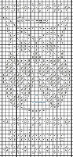 Image result for filethäkeln gardinen vorlagen muster