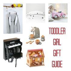 Toddler Girl Gift Guide 2015