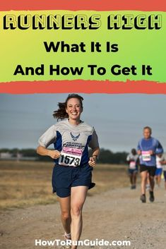 Learn the secrets to achieving the famous Runner's High, from runners (and scientists) who know what they're talking about. Running Routine, Running Workouts, Running Tips, Trail Running, Beginner Running, Running Humor, Learn To Run, How To Start Running, How To Get