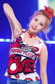 150727 M! COUNT DOWN SNSD Seohyun