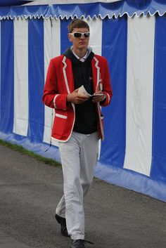 look from the henley royal regatta