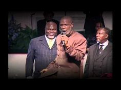 "Bishop Noel Jones ""There's More Than Enough"""