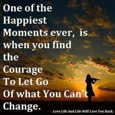 happiness and courage quotes