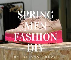 fashion diy men diy  shoes