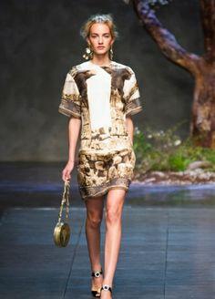 Dolce & Gabbana #MFW