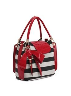 just because I like red!  3 Valentino Lacca Bow Dome Bag   My Style    Pinterest   Bags, Valentino and Purses fb14ba2002