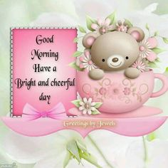 Good morning everyone have bright day , take care★♥★.