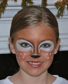 Image result for Kinderschminken zu Weihnachten