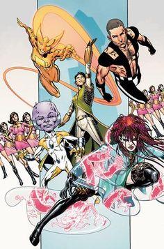 Legion Academy by Phil Jimenez