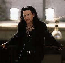 Bono, In the name of love. Damn, boy!!